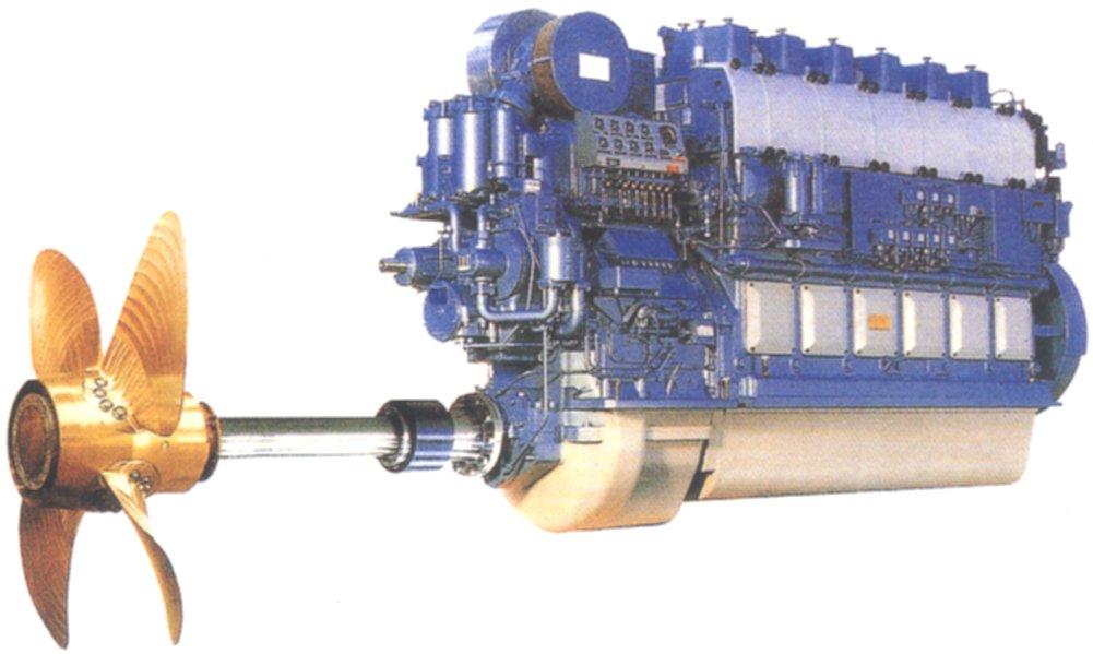 Ship Enginepart